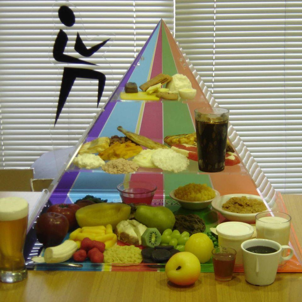 Προπλάσματα εκπαίδευσης στα τρόφιμα